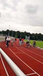 Fahrradkurs ALLE
